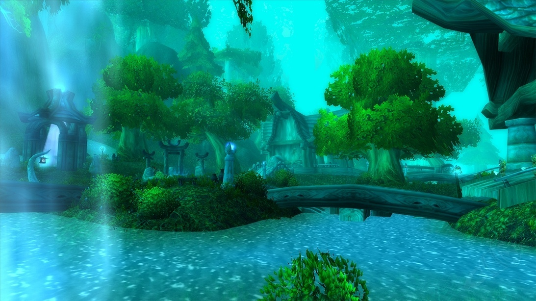 Mondlichtung Zone World Of Warcraft