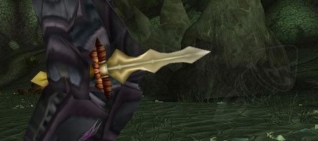 Eternium Runed Blade - Item - World of Warcraft