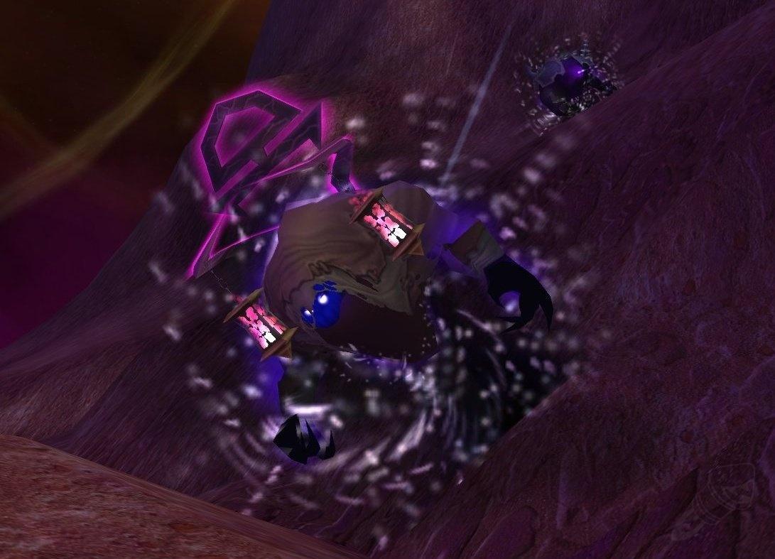 Void Ridge - Quest - World of Warcraft