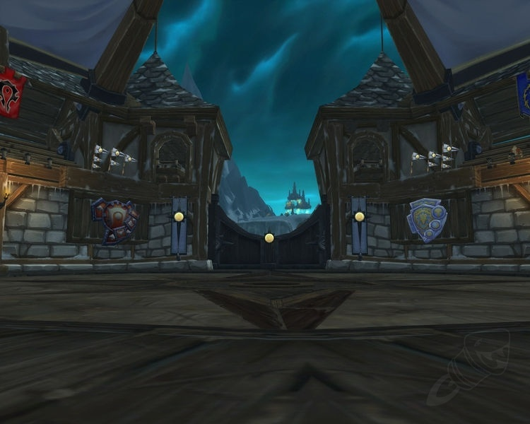 Trial of the Crusader - Zone - World of Warcraft