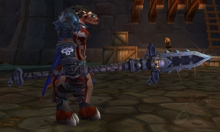 Polearm - Wowpedia - Your wiki guide to the World of Warcraft