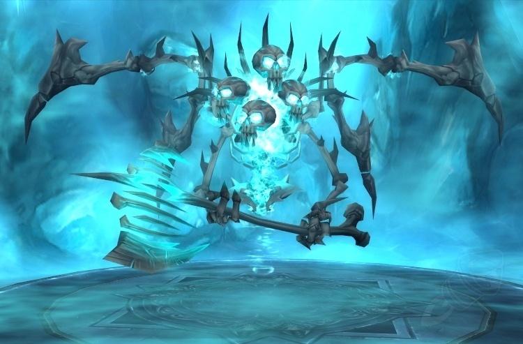 Lord Marrowgar - NPC - World of Warcraft