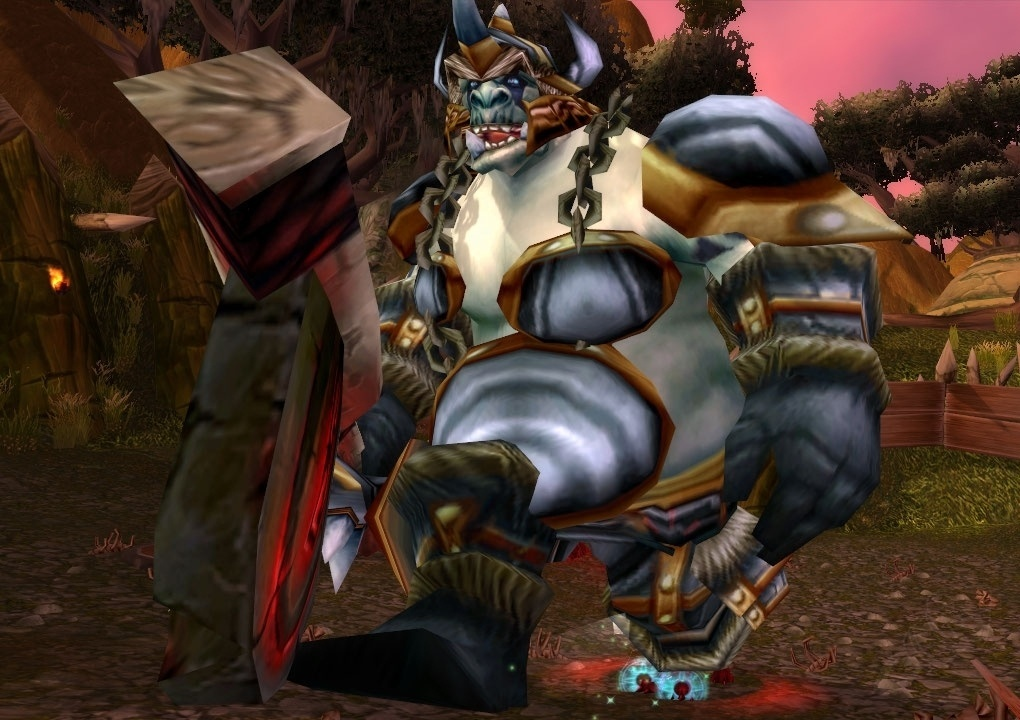 The Ring of Blood: The Warmaul Champion - Quest - World of Warcraft