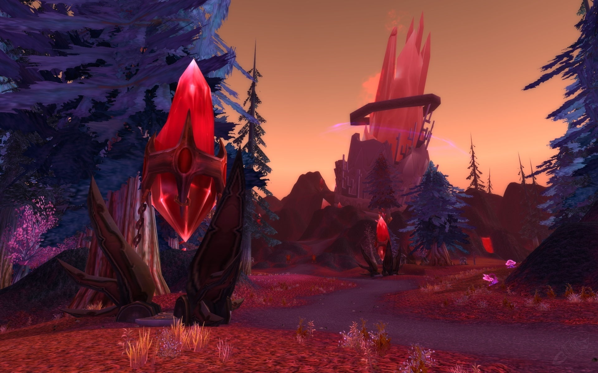 How do you get to bloodmyst isle on wow - answers.com
