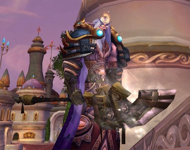 Harpon De Chasseur Dépaulard Objet World Of Warcraft
