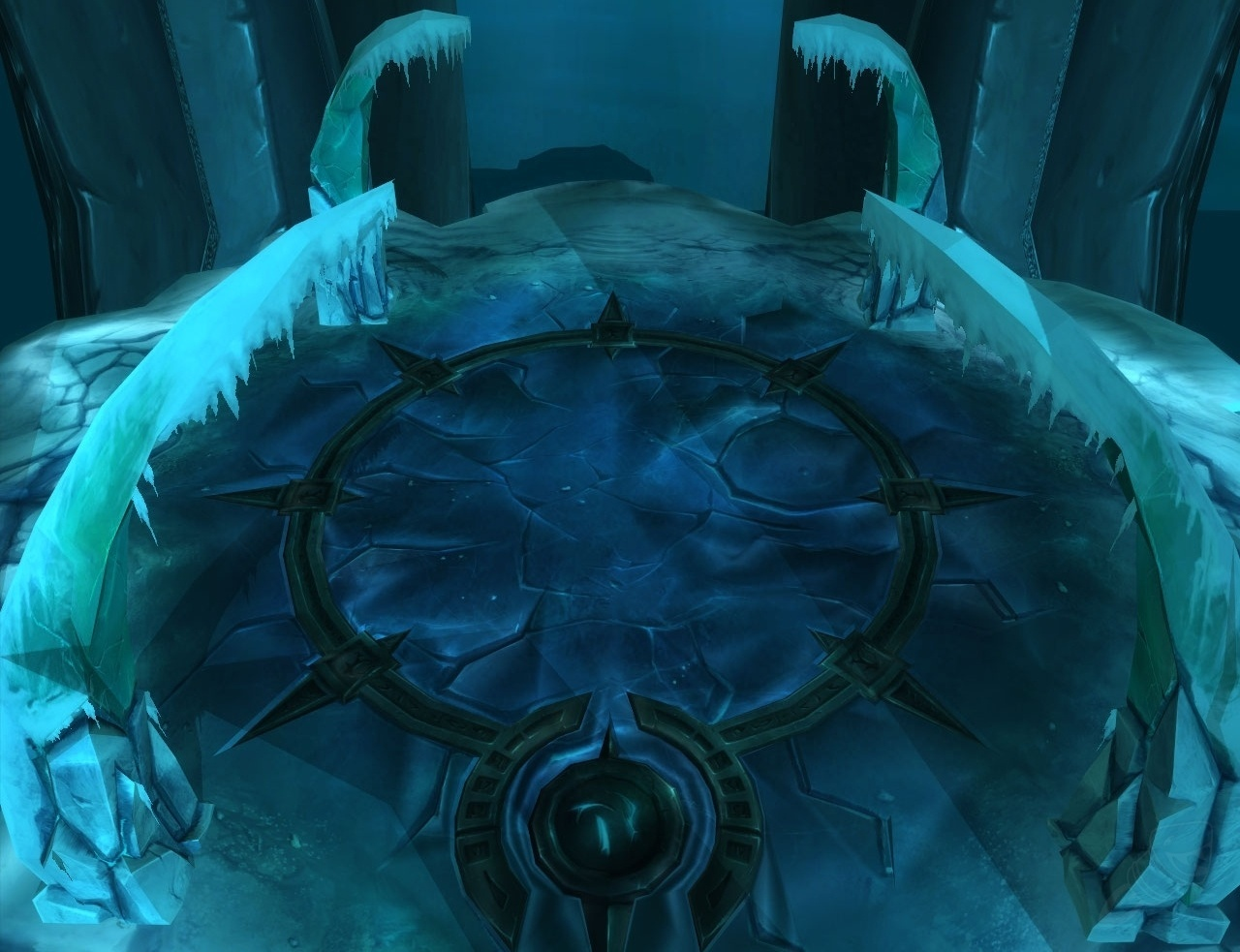 how to get to lich king in icc