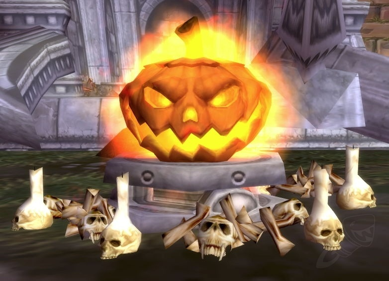 Wow Halloween Event 2020 Hallow's End   World Event   World of Warcraft