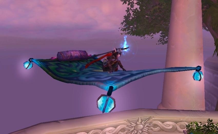 Fliegender Frostteppich Zauber World Of Warcraft