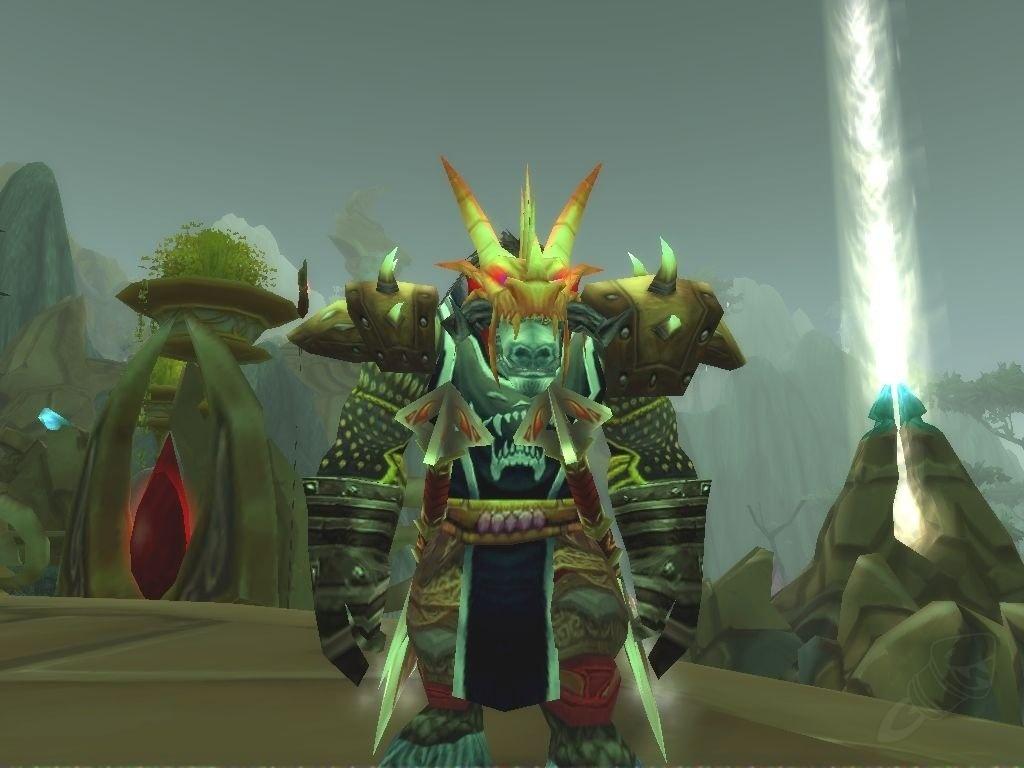black grasp of the destroyer item world of warcraft