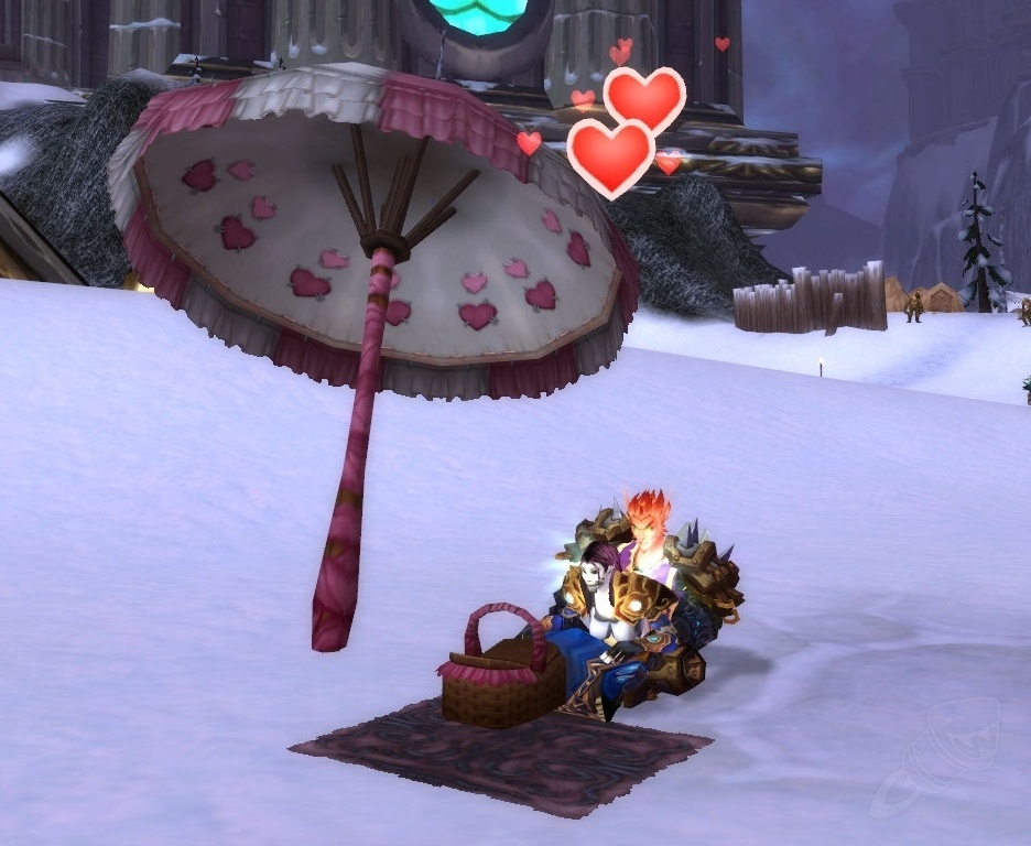 Love is in the Air - World Event - World of Warcraft