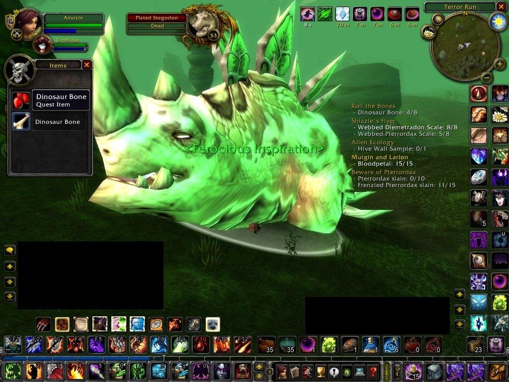Knochenklappern - Quest - World of Warcraft