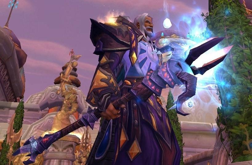 Archus Hohestab Des Antonidas Gegenstand World Of Warcraft