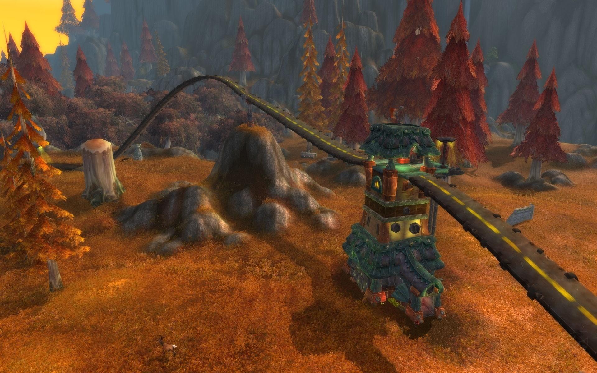Azshara Zone World Of Warcraft