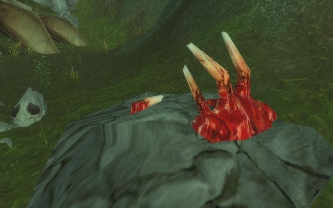 Приманка для лар крови