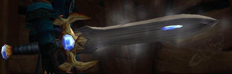 Formula Enchant Weapon Crusader Item World Of Warcraft