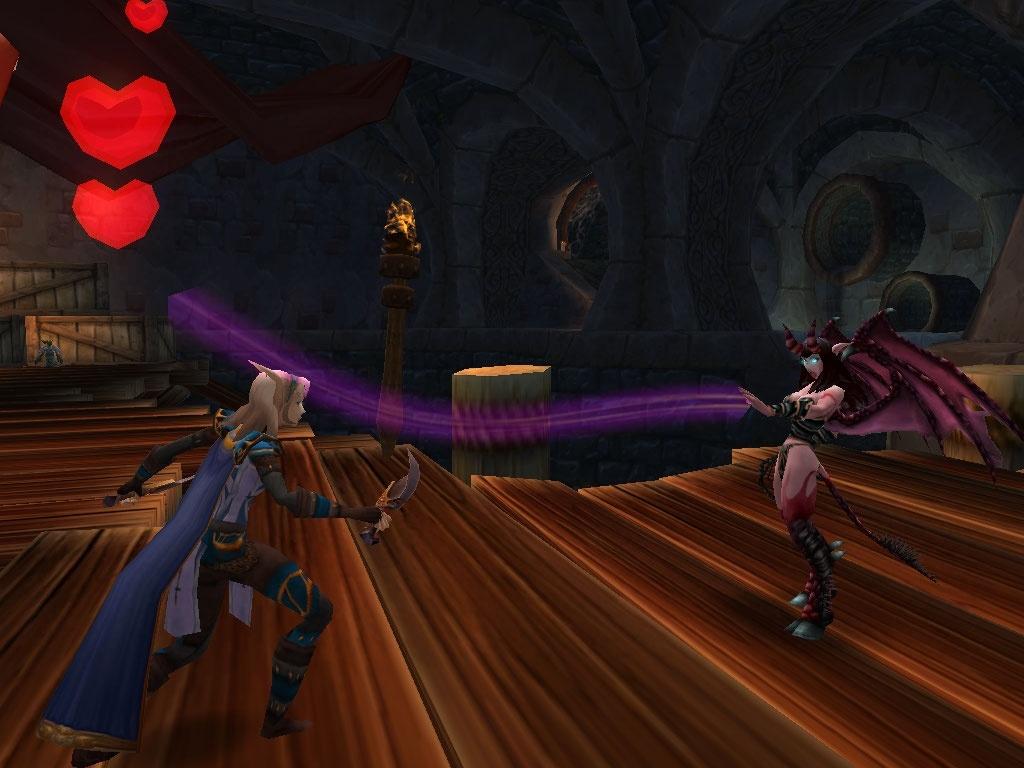 Verführung Zauber World Of Warcraft