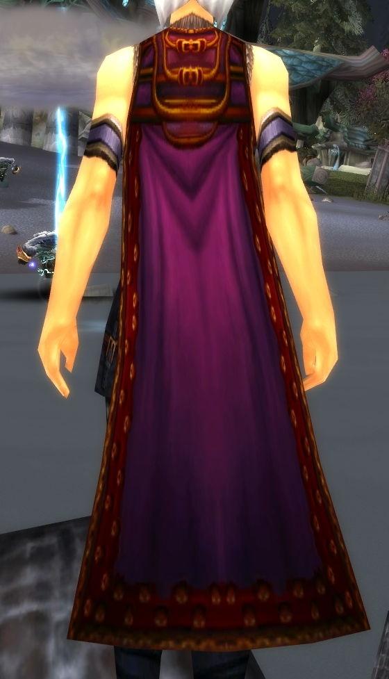 Denmother S Cloak Item World Of Warcraft