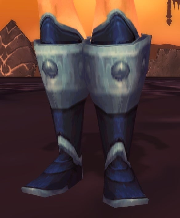 Well Cushioned Boots - Item - World of