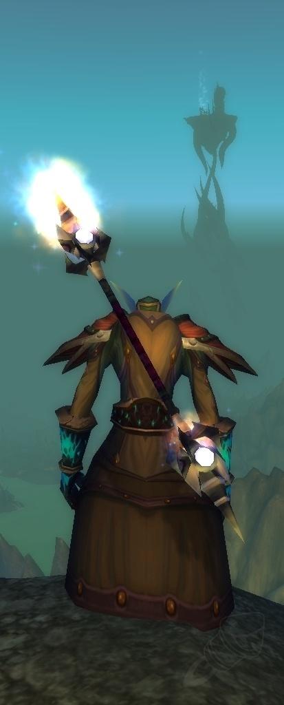 Staff of Sorcerer-Thane Thaurissan - Spell - World of Warcraft