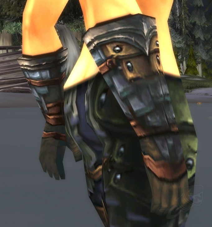 Highperch Gauntlets - Item - World of Warcraft