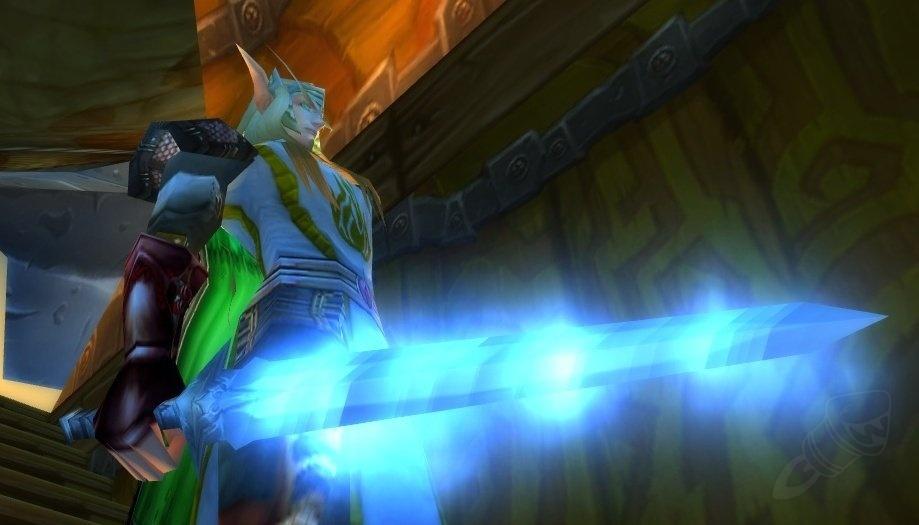 Zweihandwaffe Einschlag Zauber World Of Warcraft