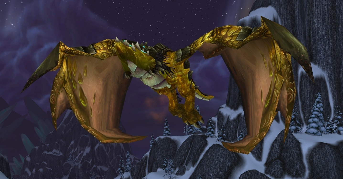 Time-Lost Proto-Drake - NPC - World of Warcraft Pictures Of Warcraft