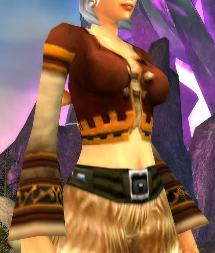 a2baae02cbac35 Gossamer Tunic - Item - World of Warcraft