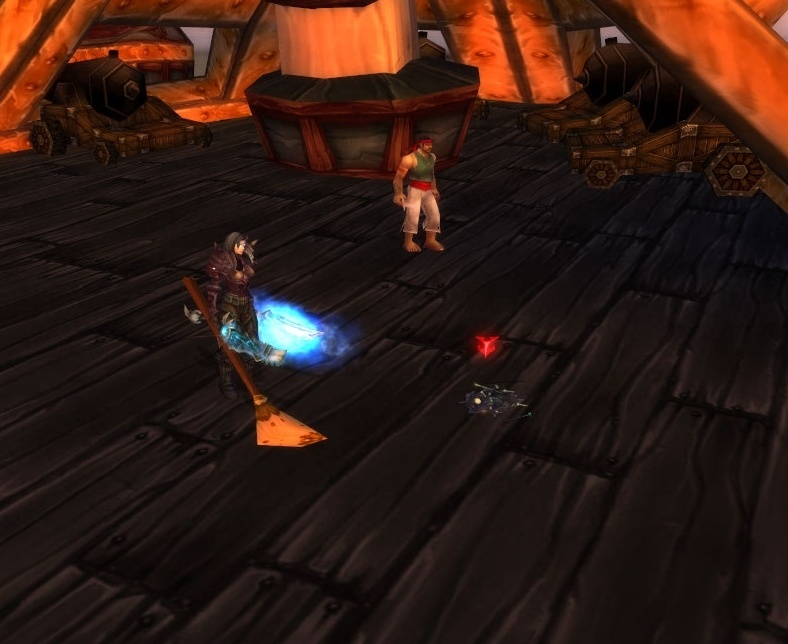 Swabbing Duty Quest World Of Warcraft