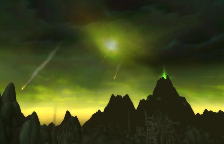 Долина Призрачной луны