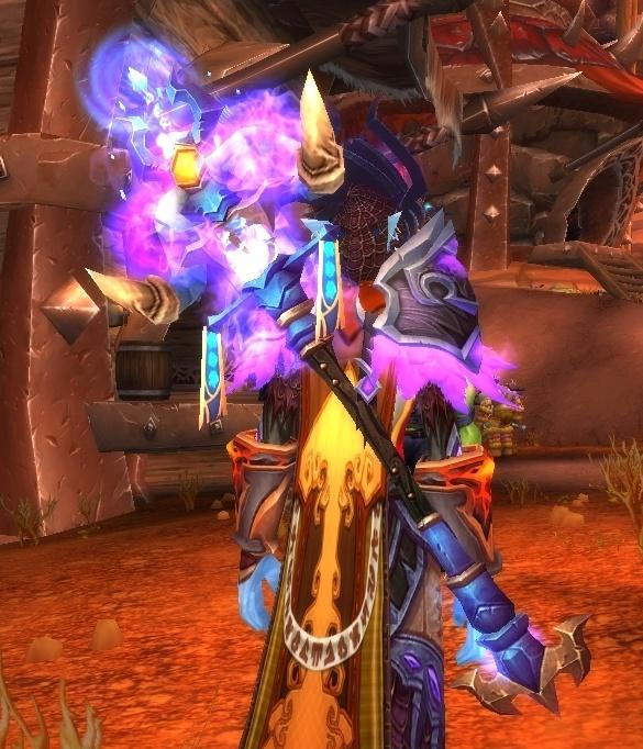 Dragonwrath, Tarecgosa's Rest - Item - World of Warcraft