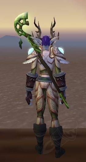 Transmogrification Options For Druids Guides Wowhead
