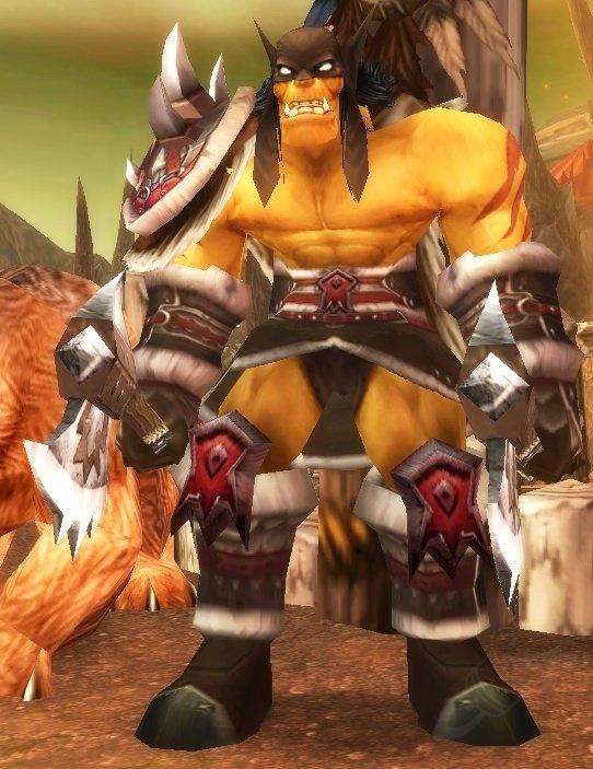 Rexxar Mini figure WoW World of Warcraft