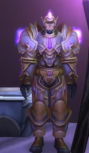 Armor penetration cap for hunters wow — 15