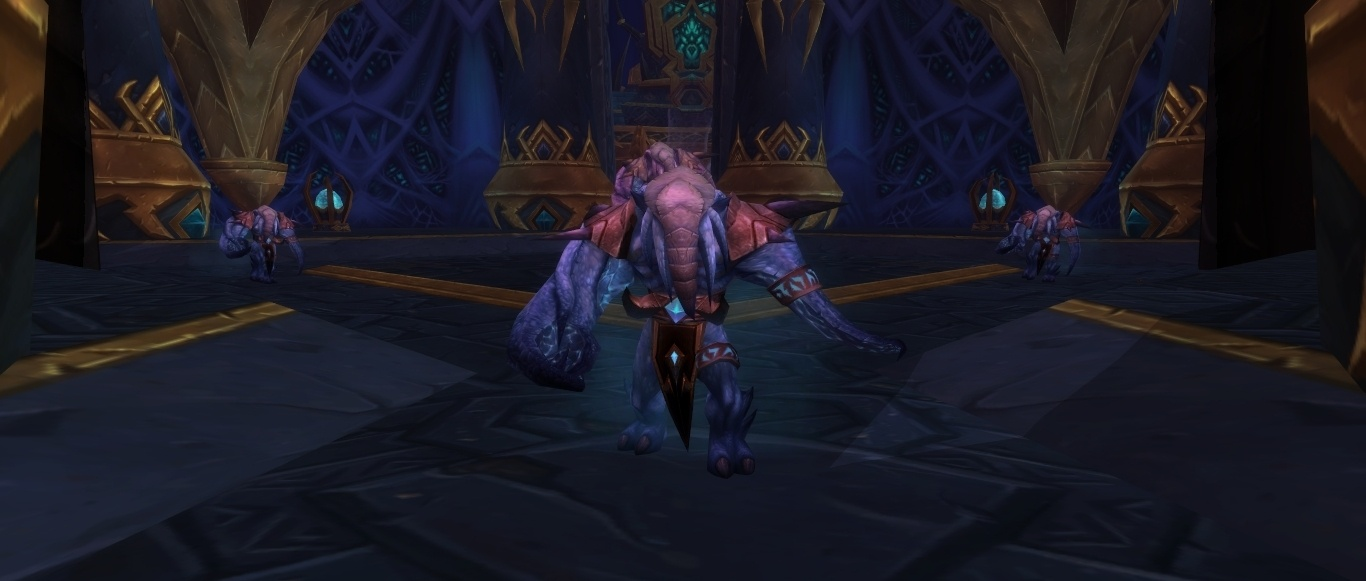 The Faceless Ones Quest World Of Warcraft
