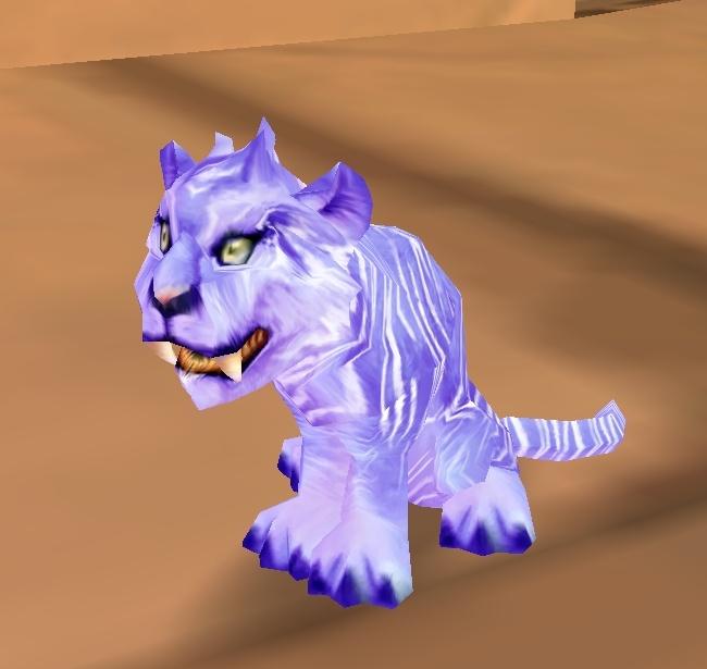 Winterspring Cub - Item - World of Warcraft  Winterspring
