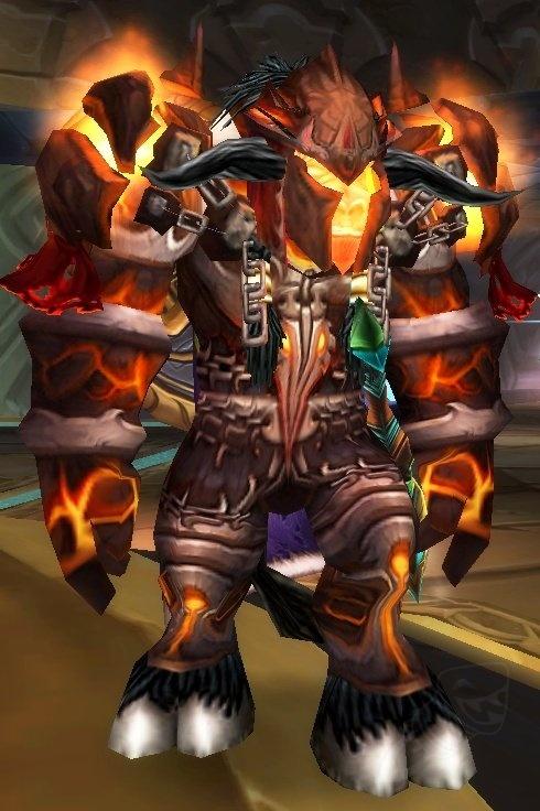 Cataclysm Harness Item Set World Of Warcraft