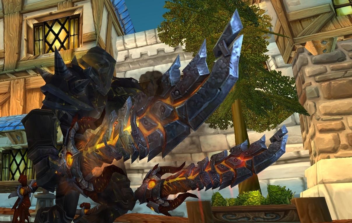 Gurthalak Voice Of The Deeps Item World Of Warcraft