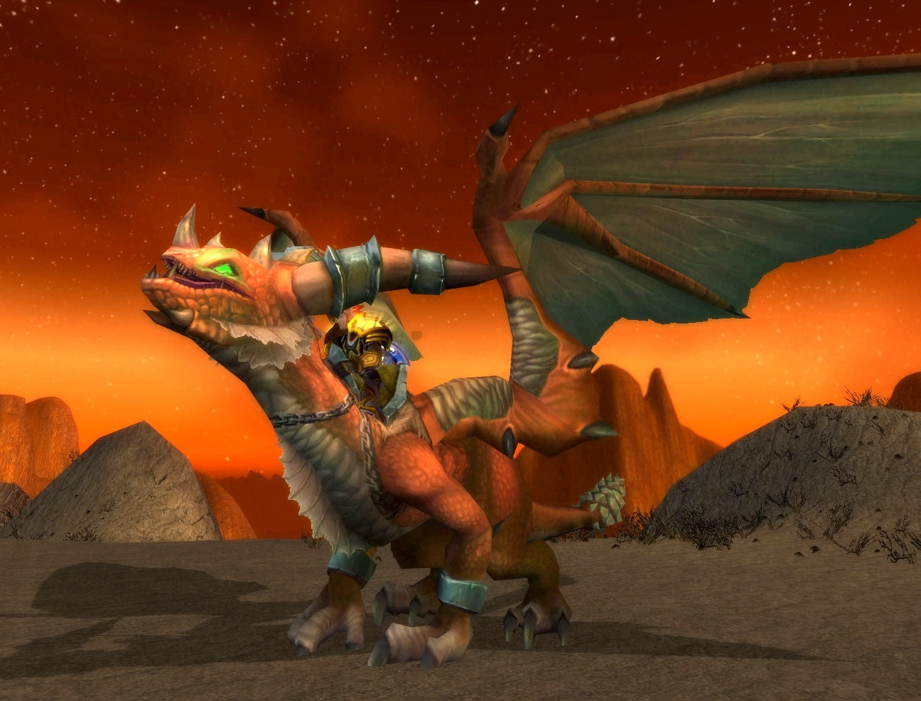 100 Images of Blazing Dragon Wow