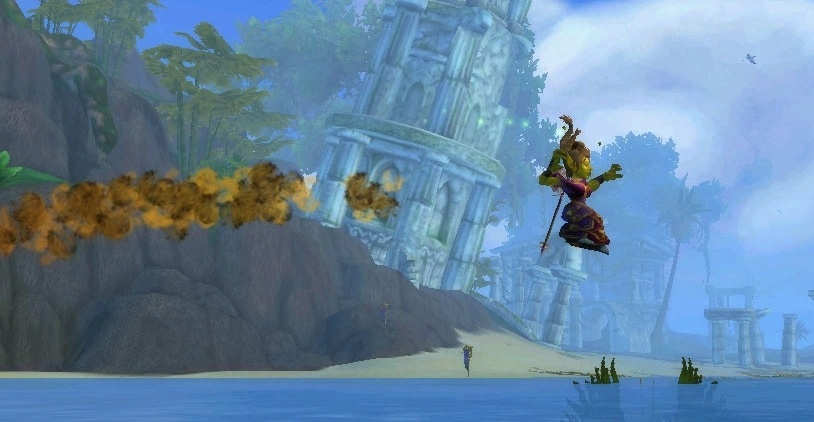 Rocket Jump - Spell - World of Warcraft