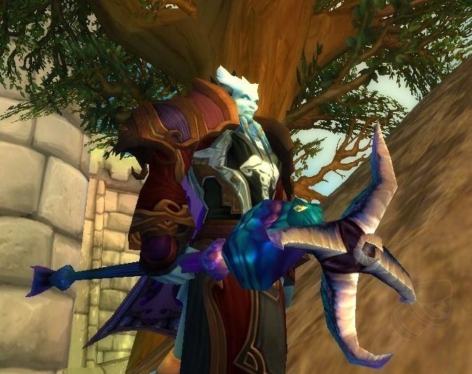 Medusoid Staff - Item - World of Warcraft