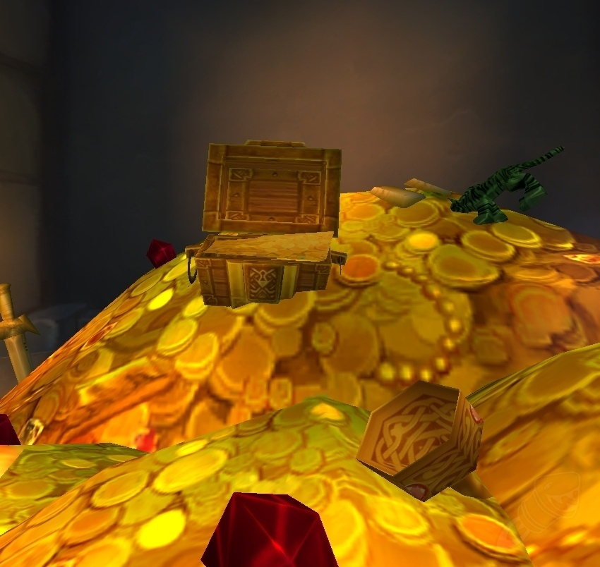 Solid Gold Coin Item World Of Warcraft
