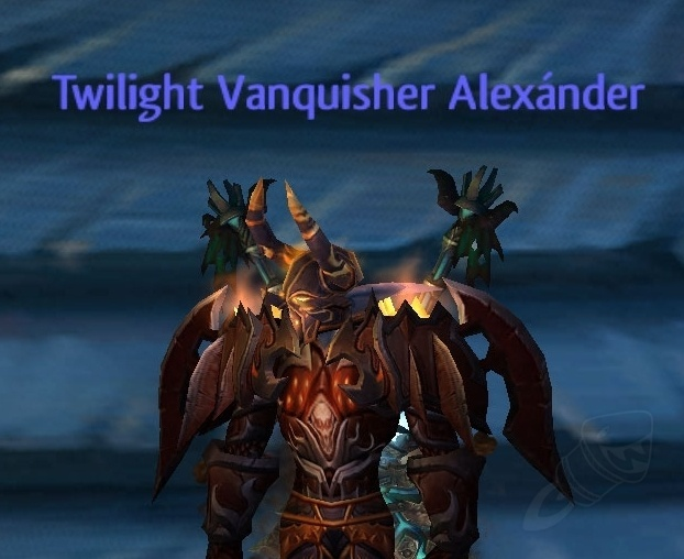Twilight Vanquisher %s - Title - World of Warcraft