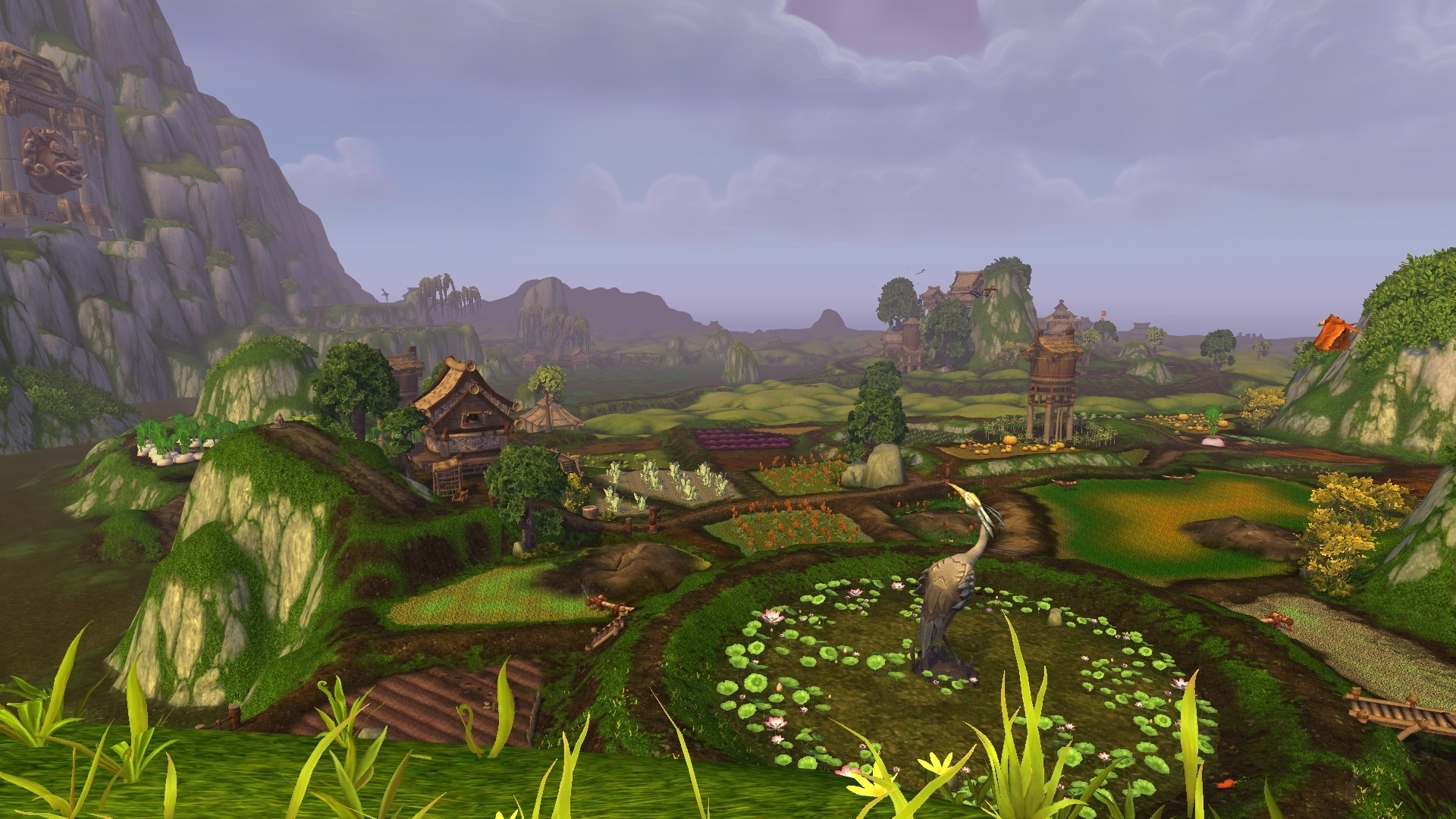 Mists Of Pandaria Zones Overview Wowhead News
