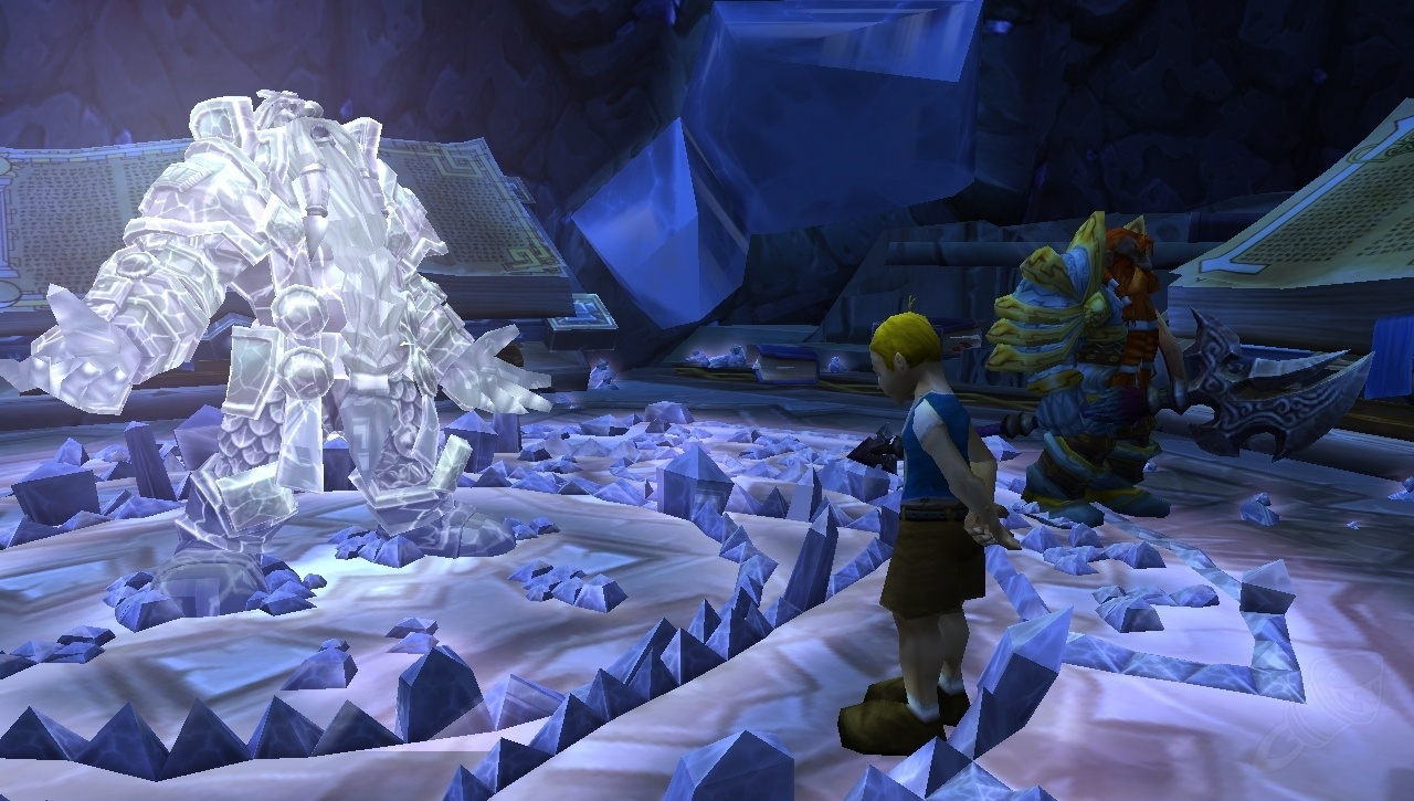 Le plus gros diamant du monde entier ! - Quête - World of Warcraft