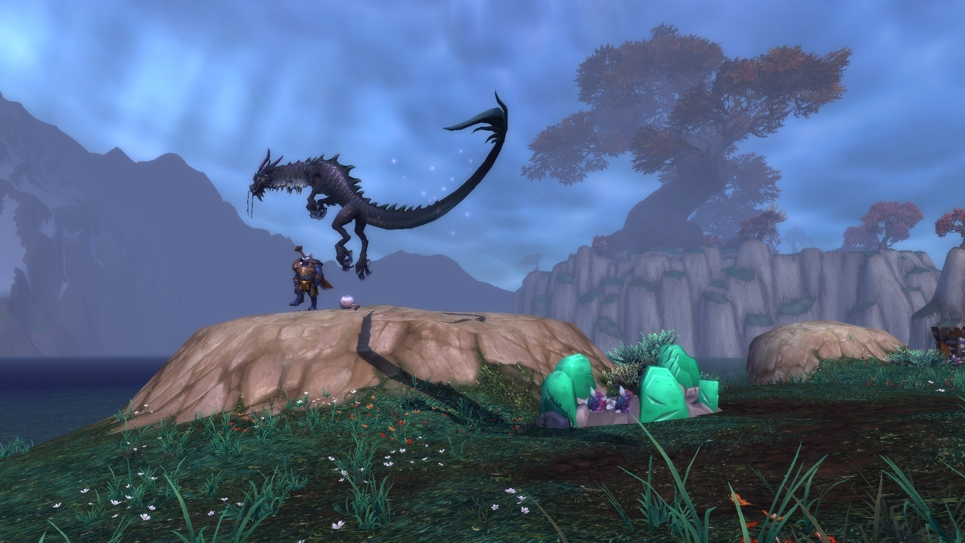 pandaria how to get to townlong steppes