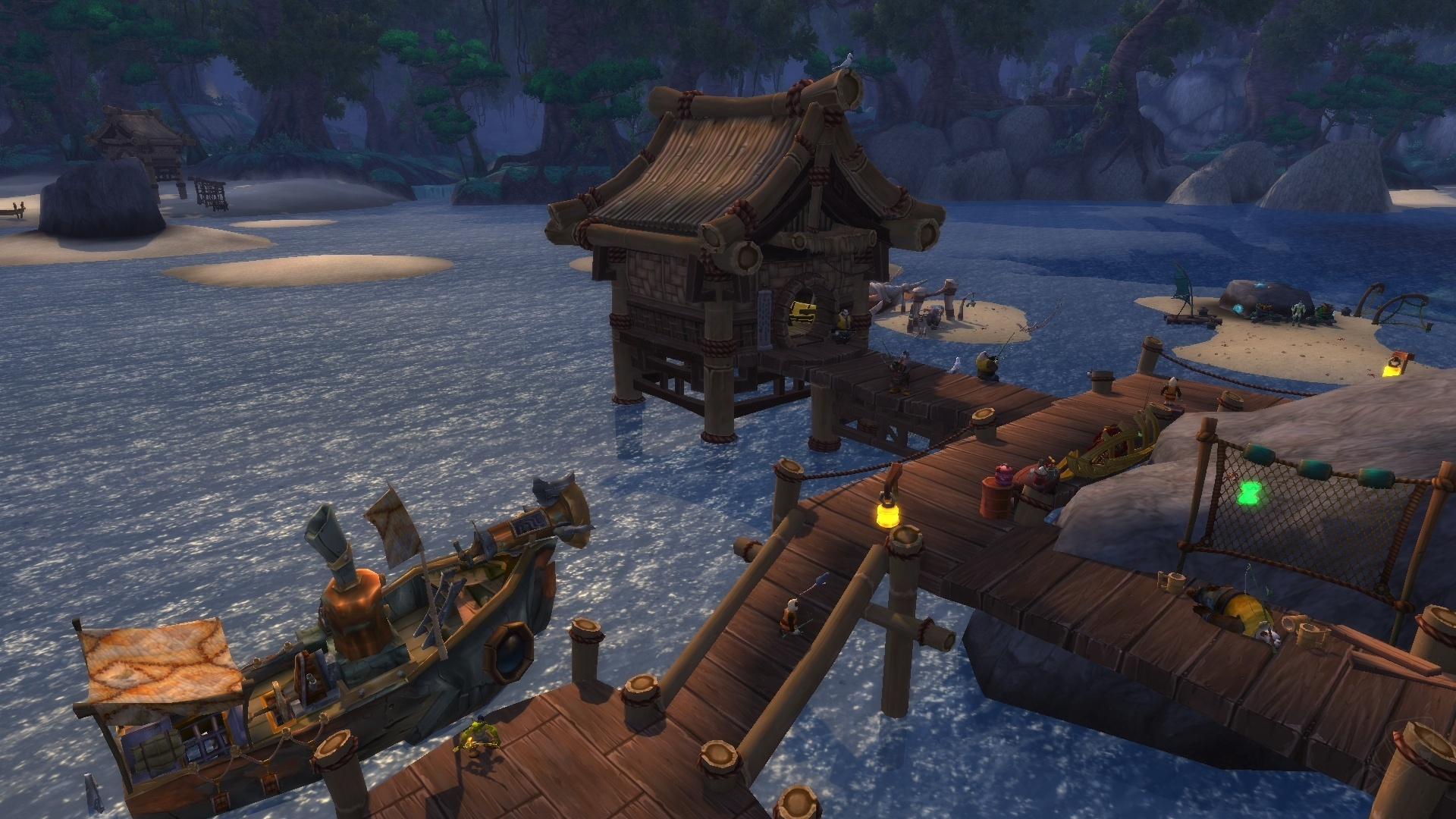 MoP Fishing and Anglers Overview - Guides - Wowhead