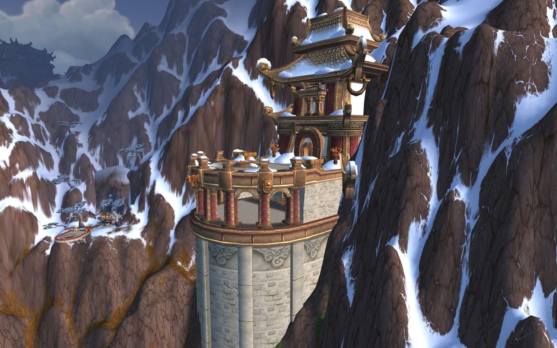 Mogu Shangewolbe Zone World Of Warcraft