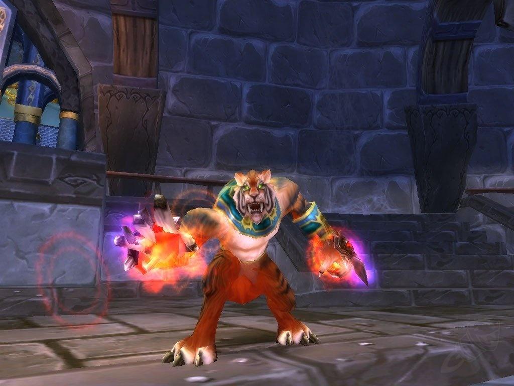 Tout savoir sur les transformations dans World of Warcraft
