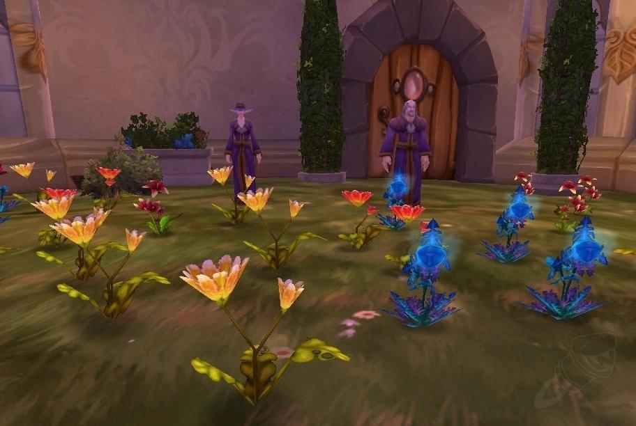 Herbalism - Skill - World of Warcraft