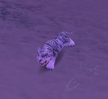 Frostsaber Cub - Item - World of Warcraft  Winterspring